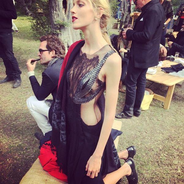 Modelki na Instagramie - święta i Sylwester! (FOTO)