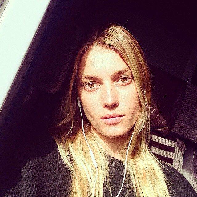 Tymczasem u znanych modelek - przegląd Instagrama (FOTO)