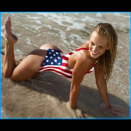 Jak modelki świętowały Dzień Niepodległości? (FOTO)