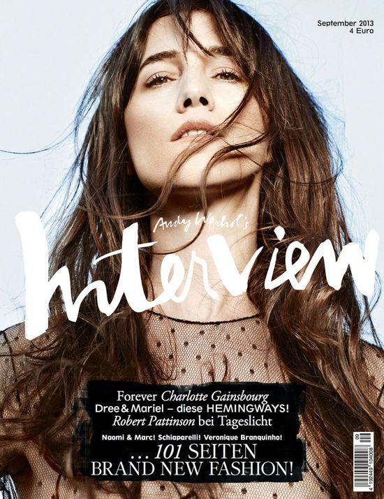 Gwiazdy modelingu dla Interview Germany