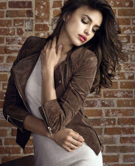 Irina Shayk ponownie dla XTi (FOTO)