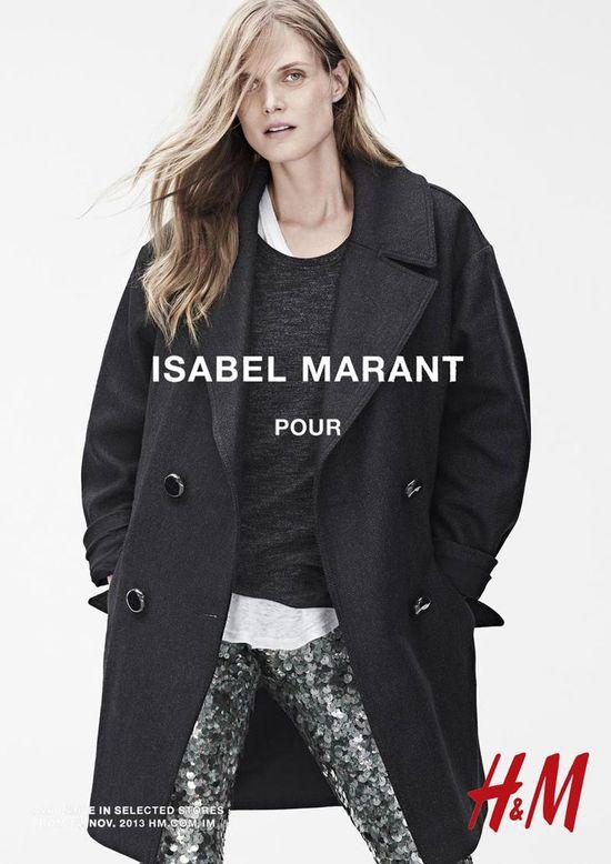Isabel Marant dla H&M - pełna kampania! (FOTO+VIDEO)