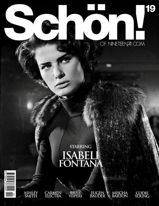 Isabeli Fontana jak Natasza Urbańska (FOTO)