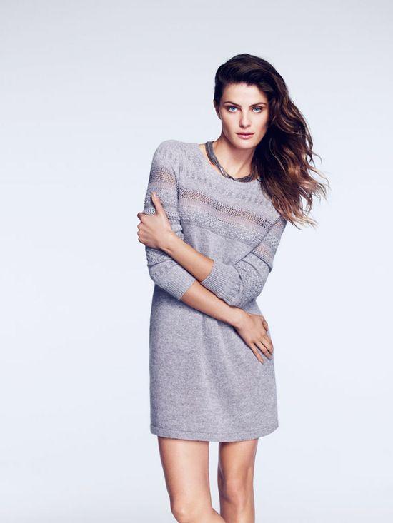 Isabeli Fontana w kampanii H&M jesień-zima 2013/14