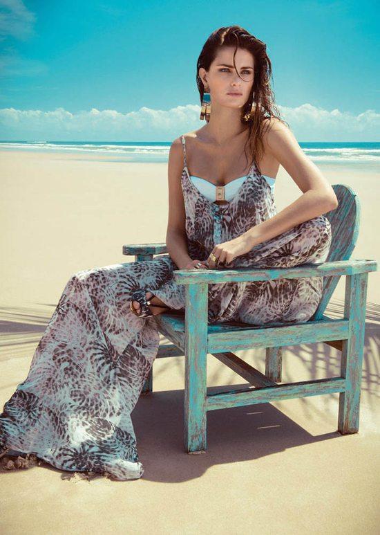 Letnia kampania marki Morena Rosa