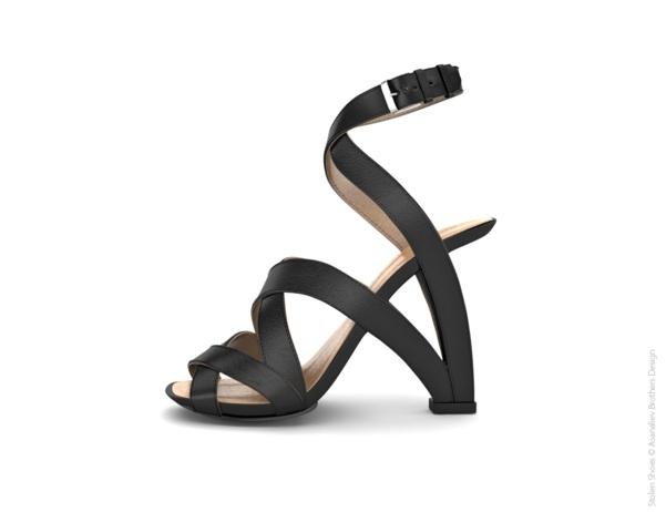 Iskender Asanaliev – futurystyczne buty