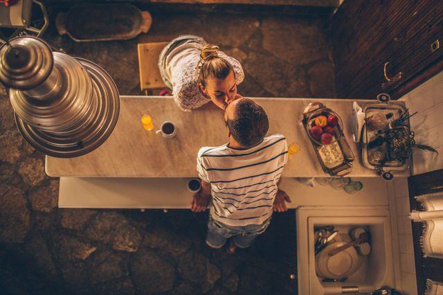 Przez żołądek do serca, czyli... romantyczna kolacja walentynkowa w domu!