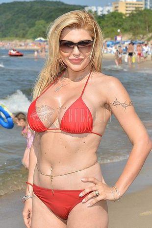 Iwona Węgrowska w bikini (FOTO)
