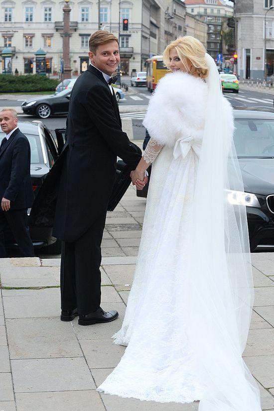 Suknia ślubna Izabeli Zwierzyńskiej (FOTO)