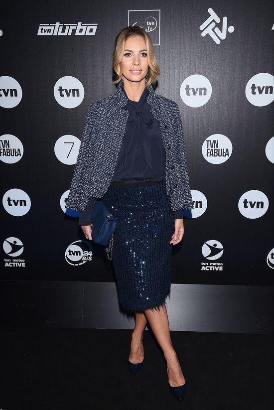 Tłum gwiazd i celebrytek na prezentacji ramówki TVN