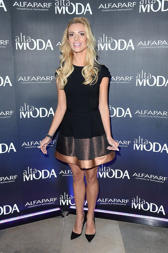 Gwiazdy i celebrytki na konferencji Alta Moda
