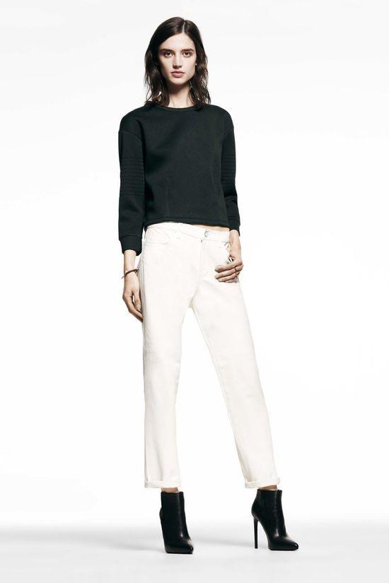 Nowa kolekcja jeansów gwiazd - J Brand Pre-Fall 2014 (FOTO)