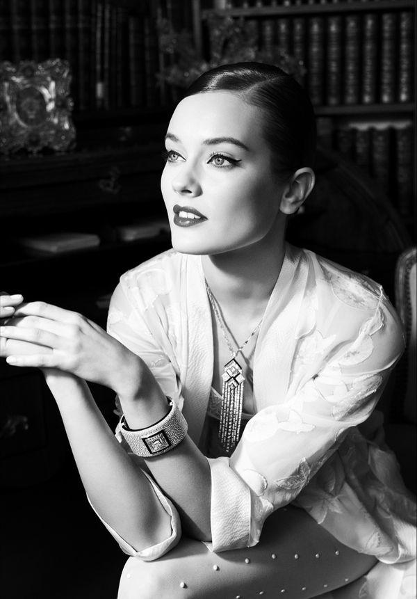 Zjawiskowa Monika Jagaciak w kampanii Chanel (FOTO)