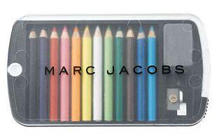 Kredki i notesy od Marca Jacobsa