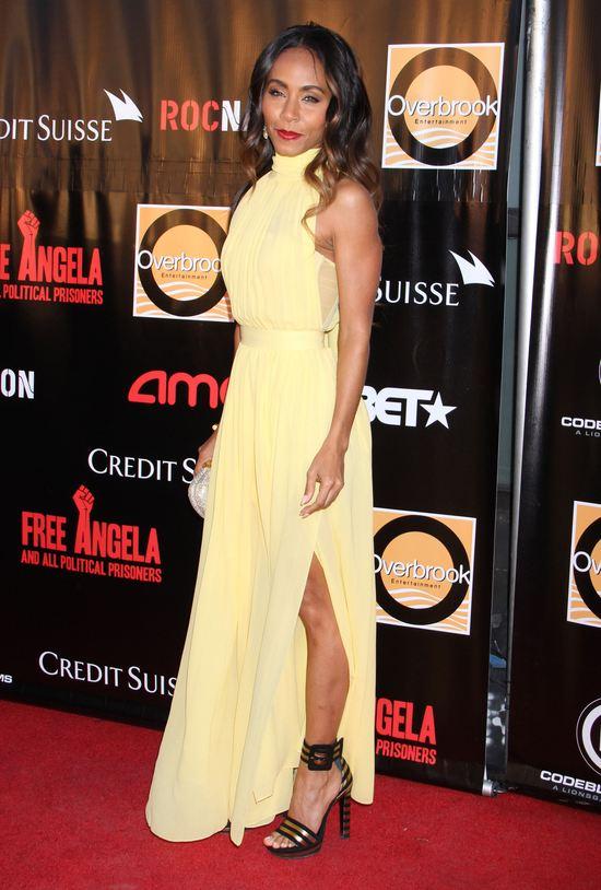 Jada Pinkett-Smith w sukni Miu Miu (FOTO)