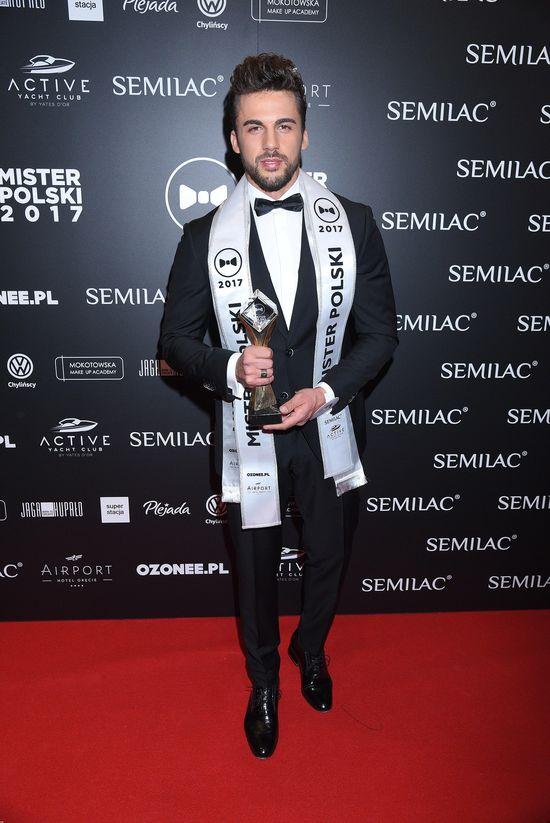 Nie uwierzycie, ale właśnie tak 5 lat temu wygladał Mister Polski 2017