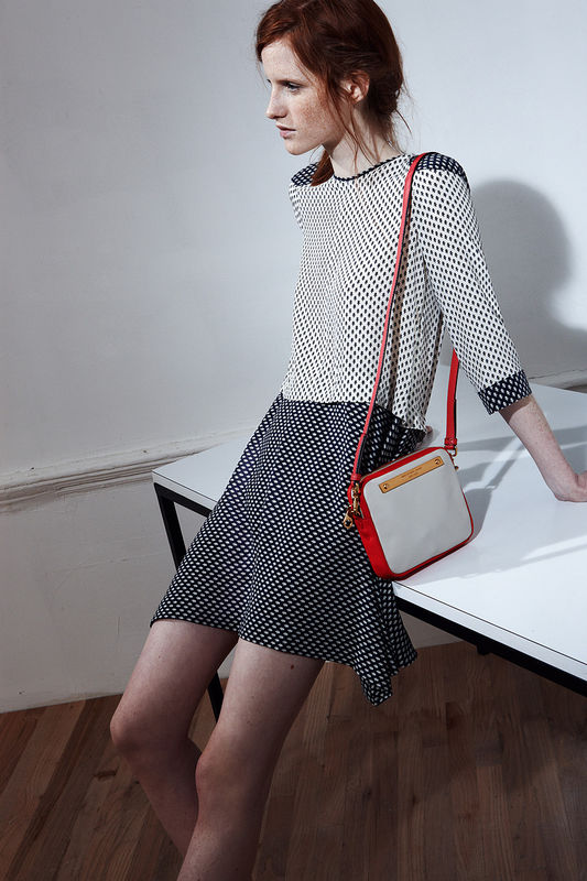 Magdalena Jasek lookbooku Marc by Marc Jacobs (FOTO)