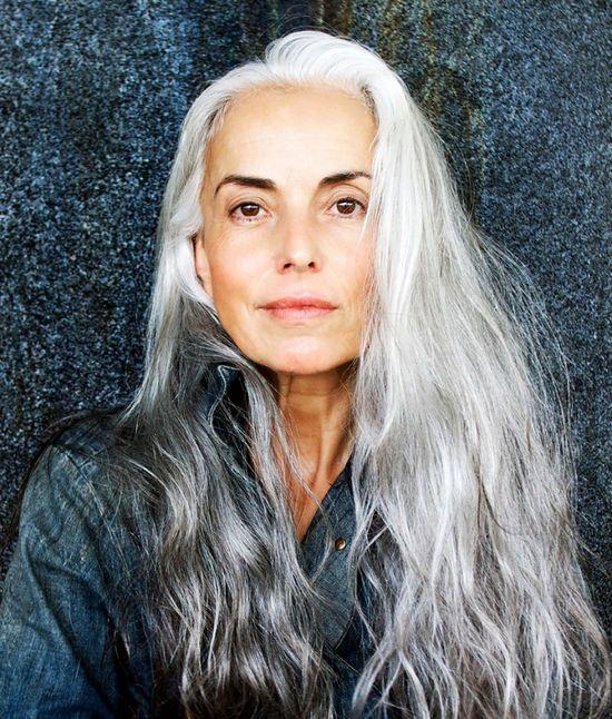 Yazemeenah Rossi - ta modelka ma 60 lat! (FOTO)