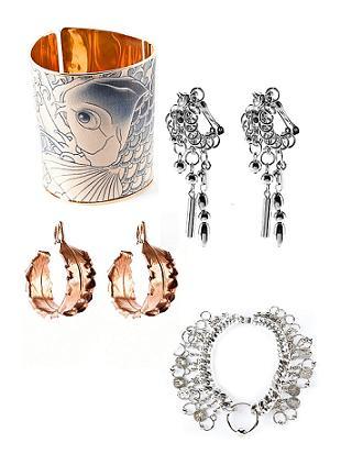 biżuteria wiosna 2012
