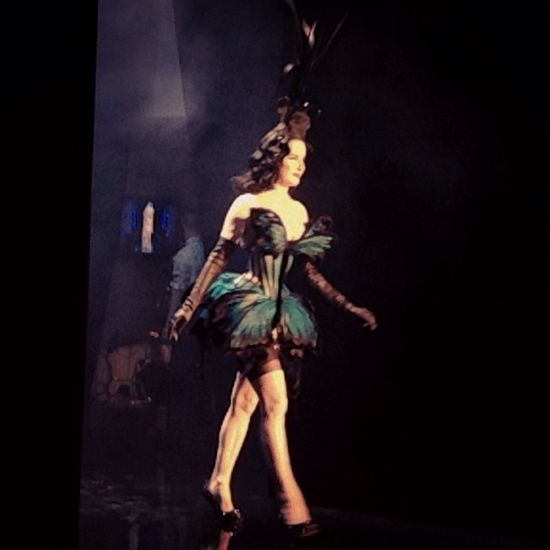 Rzut okiem na kulisy pokazu Jean Paul Gaultier Couture
