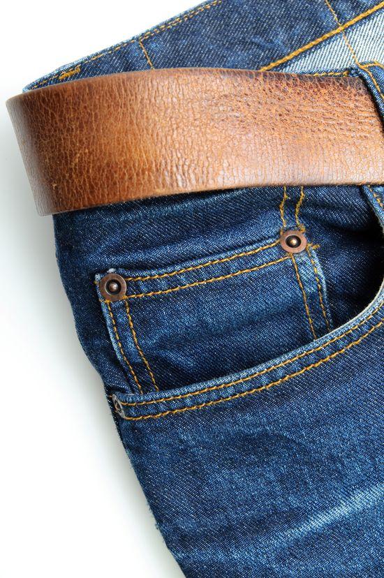 Zastanawiałyście się, po co jest mała kieszonka w jeansach?