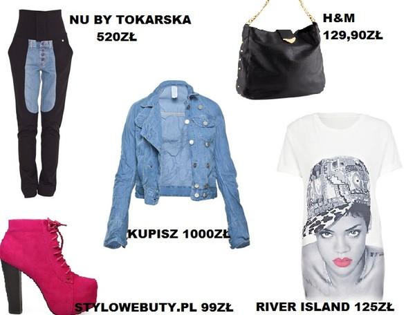 Jeansowe propozycje od polskich projektantów