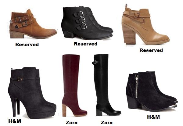 Najpopularniejsze buty jakie noszą gwiazdy do jeansu