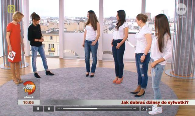 56b127307da Jak idealnie dobrać jeansy do naszej figury - Zeberka.pl