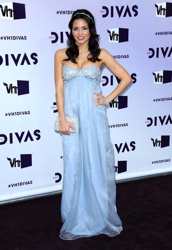 Gwiazdy na imprezie VH1 2012