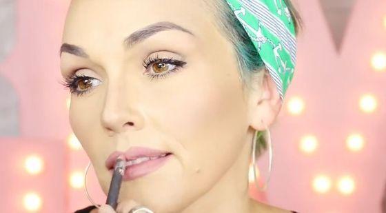 Zrób makijaż w stylu Kylie Jenner! (VIDEO)