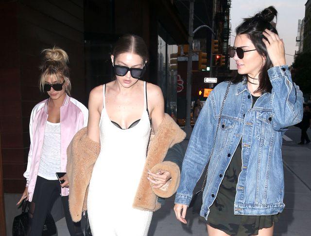 Styl Gigi Hadid, Kendall Jenner, Hailey Baldwin, czyli modowa inspiracja...