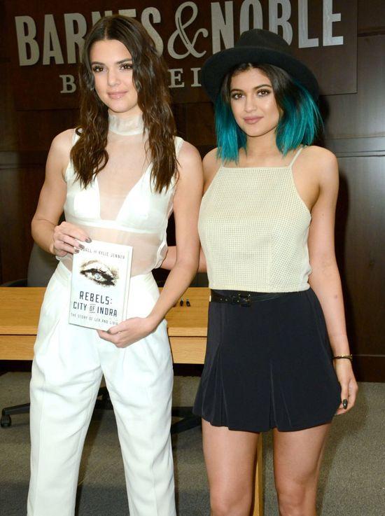 Kendall Jenner i Kylie Jenner będą projektowały dla Topshop?