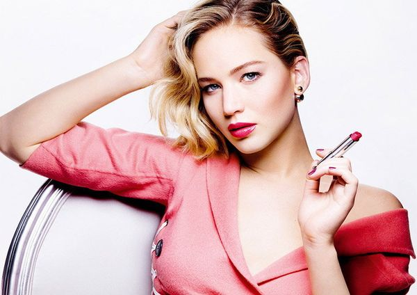 Odmieniona Jennifer Lawrence dla Diora (VIDEO)