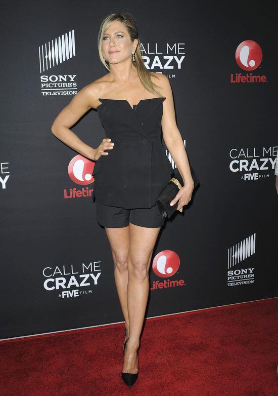 Jennifer Aniston tym razem sie nie popisała (FOTO)