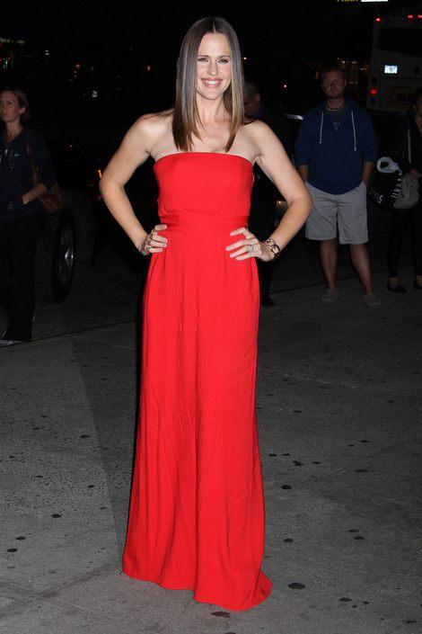 Jennifer Garner w Gucci (FOTO)