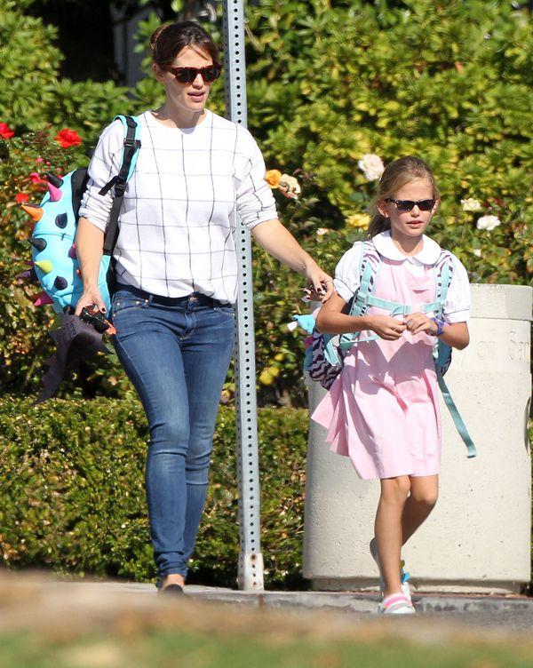 Hollywoodzkie mamy - jaki jest ich styl? (FOTO)