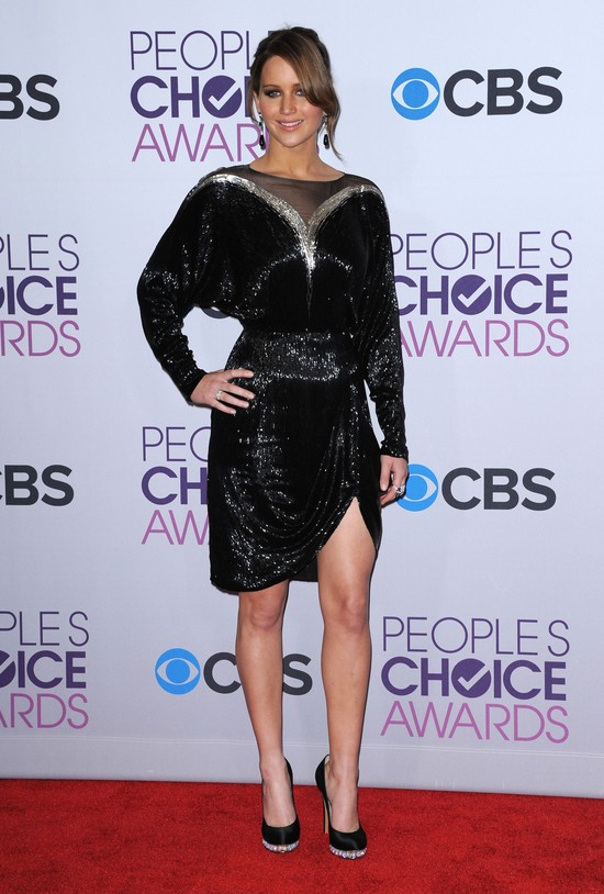 Jennifer Lawrence w Valentino Haute Couture (FOTO)
