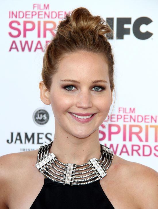 Fryzury Jennifer Lawrence