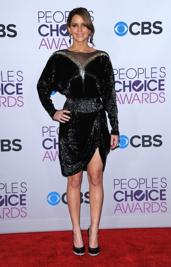 Gwiazdy na gali People Choice Awards 2013