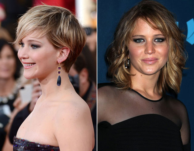 Najlepsze zmiany fryzur gwiazd - ostre cięcia (FOTO)