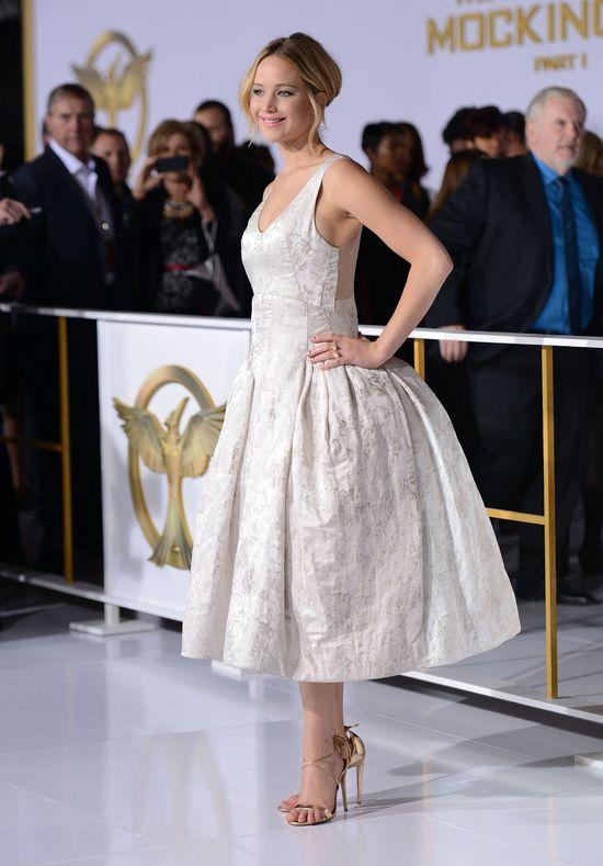 Nowa kreacja Jennifer Lawrence zachwyca? (SONDA)