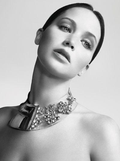 Jennifer Lawrence w kampanii Miss Dior