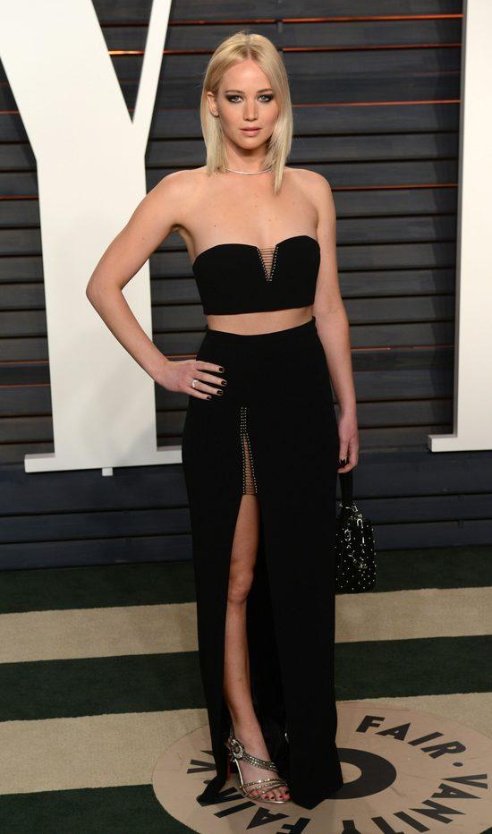 Jak Jennifer Lawrence udało się tak schudnąć?
