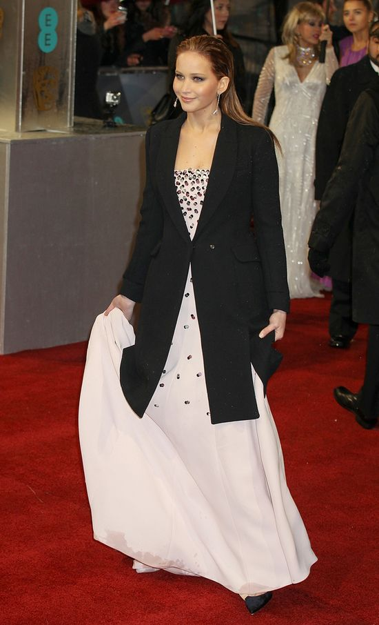 Jennifer Lawrence w Christian Dior Couture (FOTO)