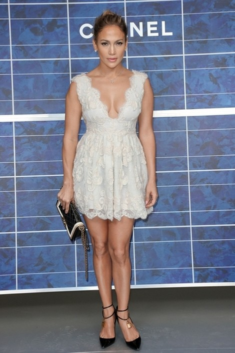 Jennifer Lopez w Chanel (FOTO)