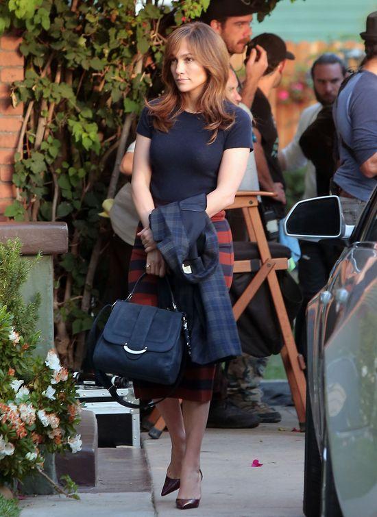 Jennifer Lopez i jej codzienny szyk (FOTO)