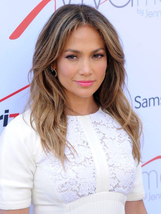 Jennifer Lopez w Elie Saab