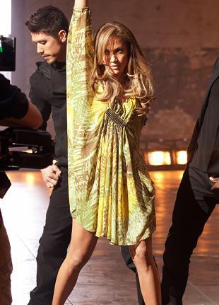 Jennifer Lopez po raz kolejny dla Kohl's