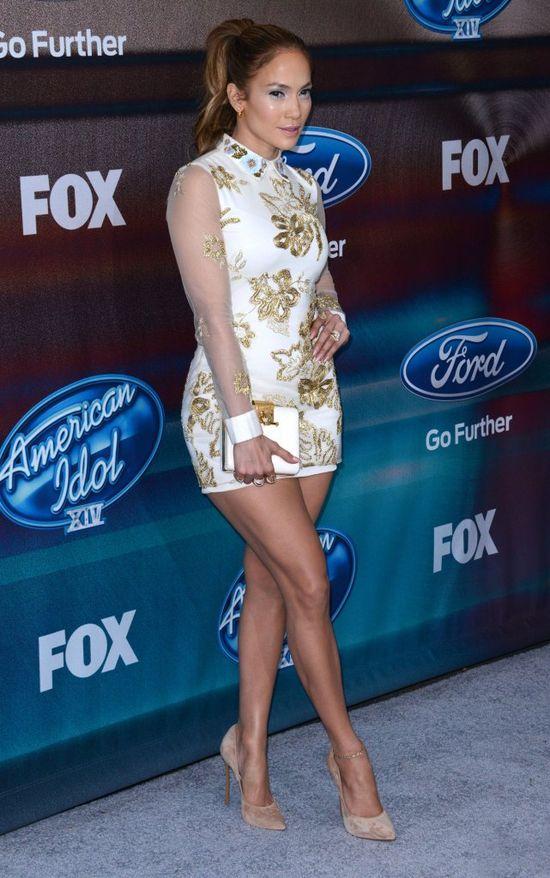 Makijażysta Jennifer Lopez chyba jej nienawidzi... (FOTO)