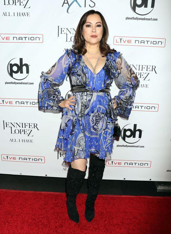 Gwiazdy na imprezie Jennifer Lopez - All I Have (FOTO)
